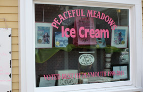 Peaceful Meadows Ice Cream